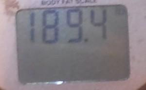 Weight 11-21-12