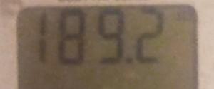 Weight 11-28-2012